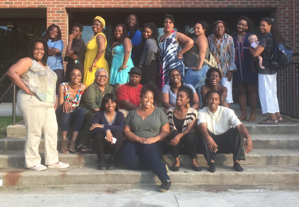 Asheville black love gathering