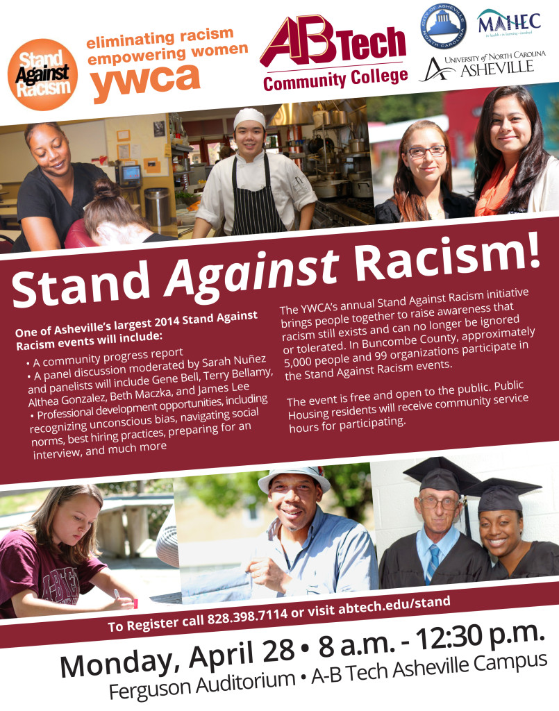Stand Against Racism Asheville