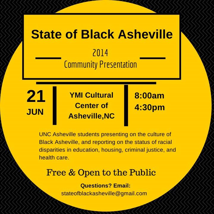 State of Black Asheville